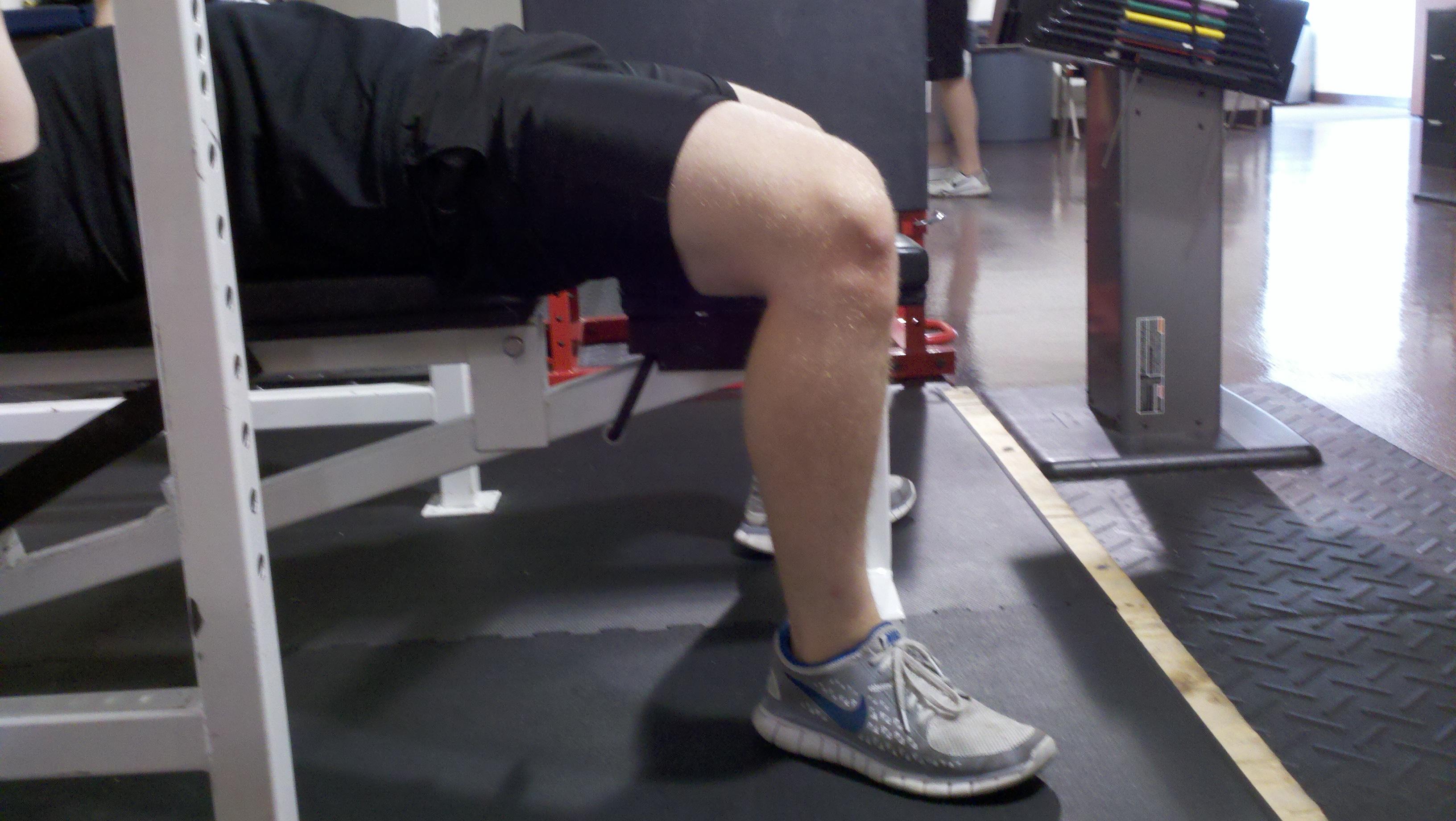 Bench Press - Robertson Training Systems