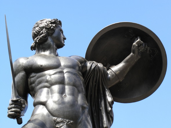 achilles heel the greek hero Achilles is a greek hero of the trojan war and the protagonist of the illiad he is the son of thetis and peleus tier: at least 9-b, likely 9-a.