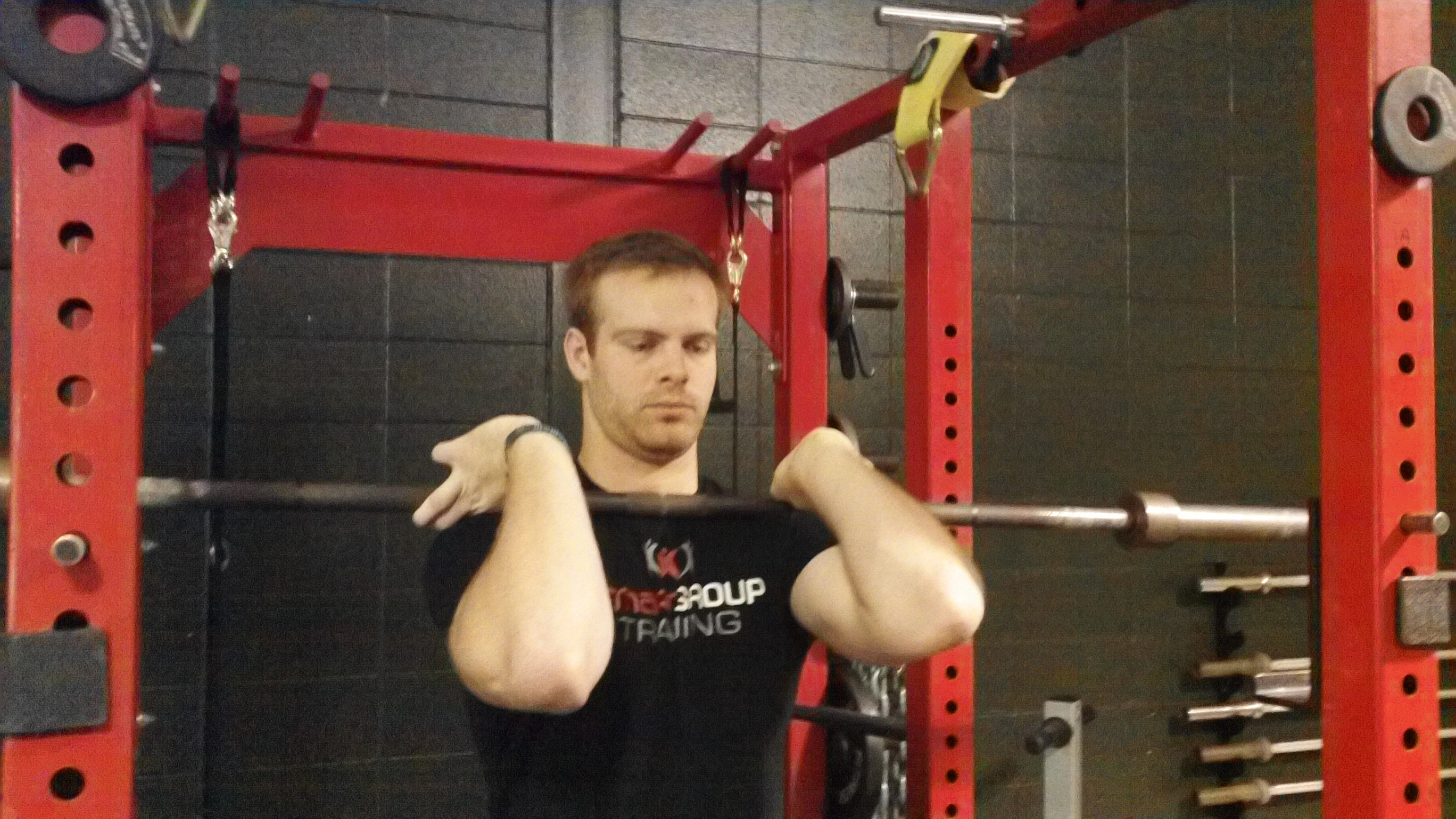 Front Squat - Robertson Training Systems