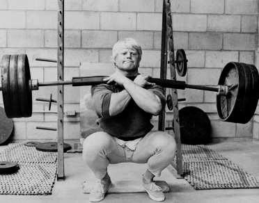 ways to improve your front squat without squatting
