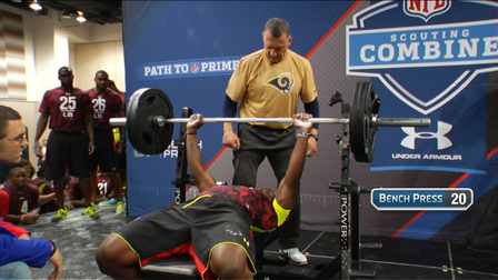 The Ultimate Guide to the NFL Combine - Robertson Training ...