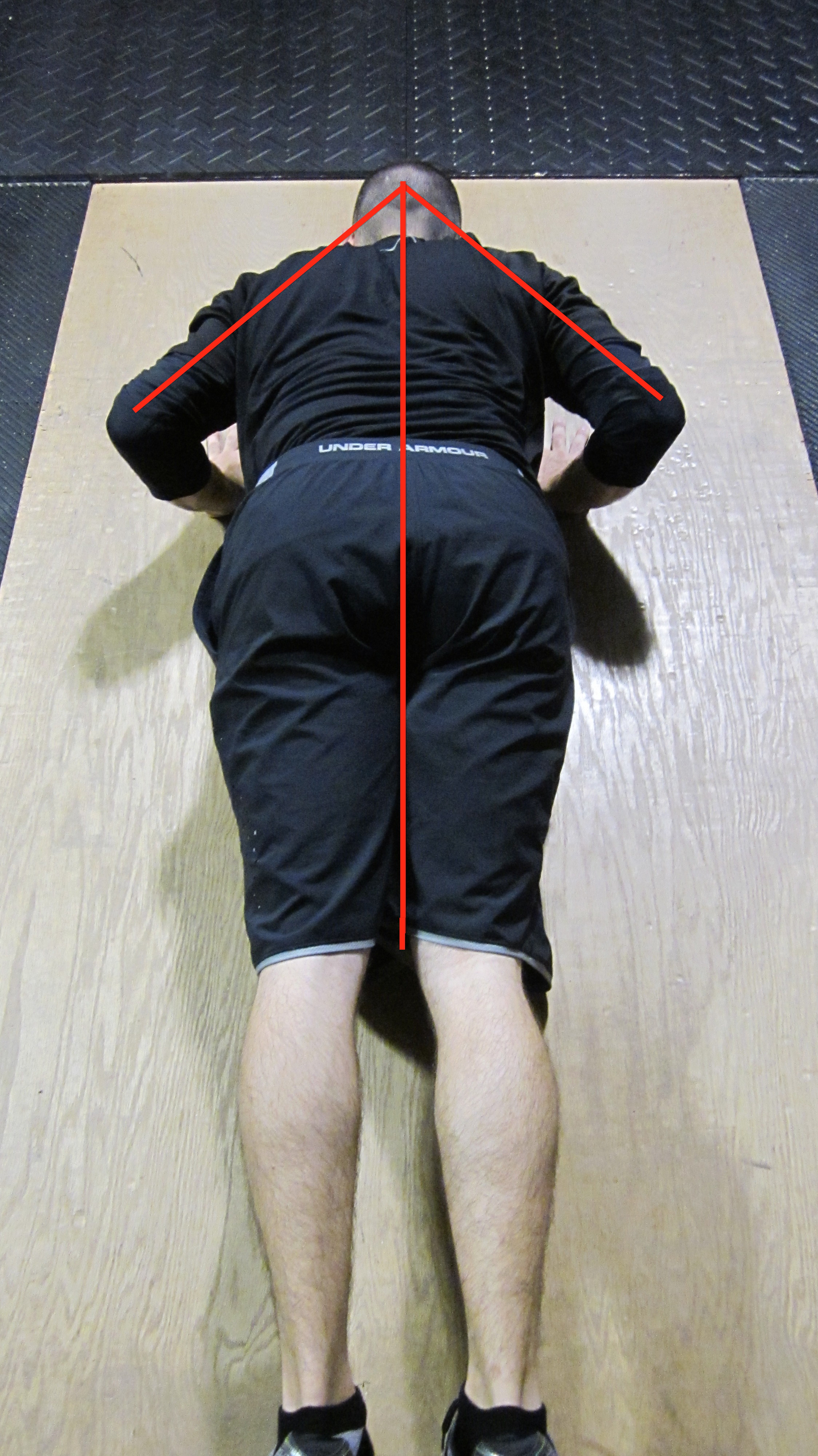 Push-up - Robertson Training Systems