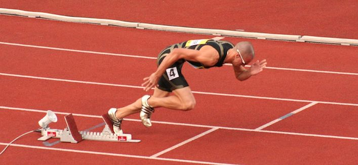 how to become better at sprinting