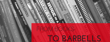 Books to Barbells