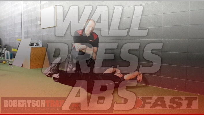 Wall Press Abs