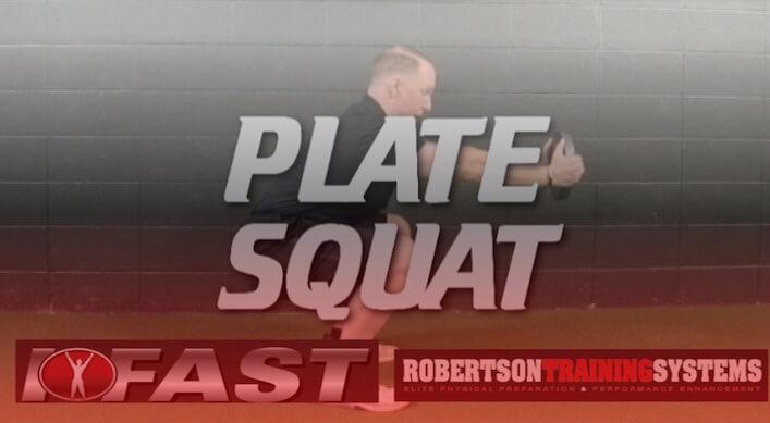 plate-squat