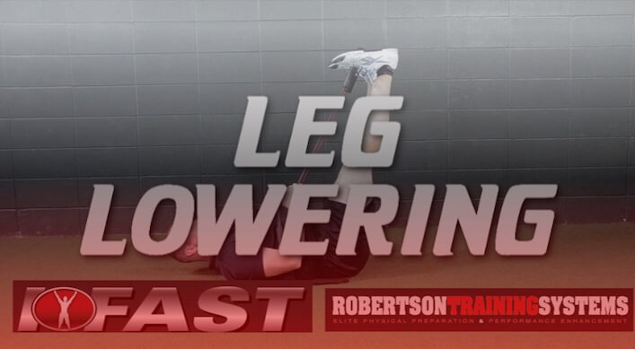 LEG-LOWERING