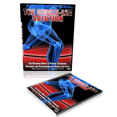 The Single-Leg Solution