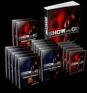 Show and Go Bonus Items