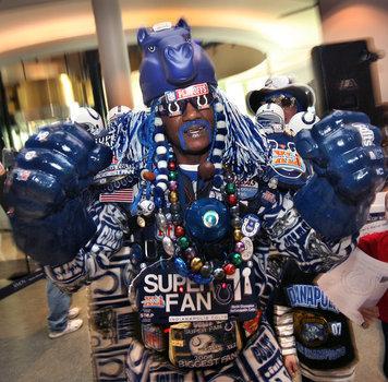 Eric Cressey - Cloest Colts Fan