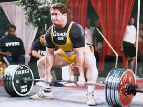 Four Weeks to a Stronger Deadlift - JMax Fitness