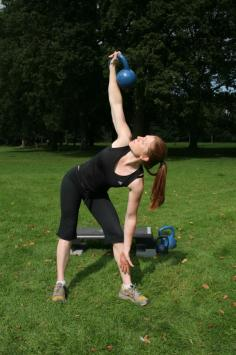 The Kettlebell Windmill